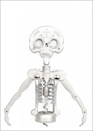 skeleton corkscrew